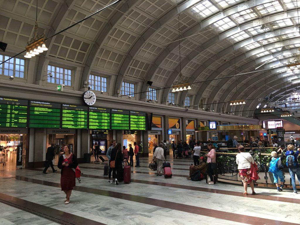 Stockholm Hauptbahnhof