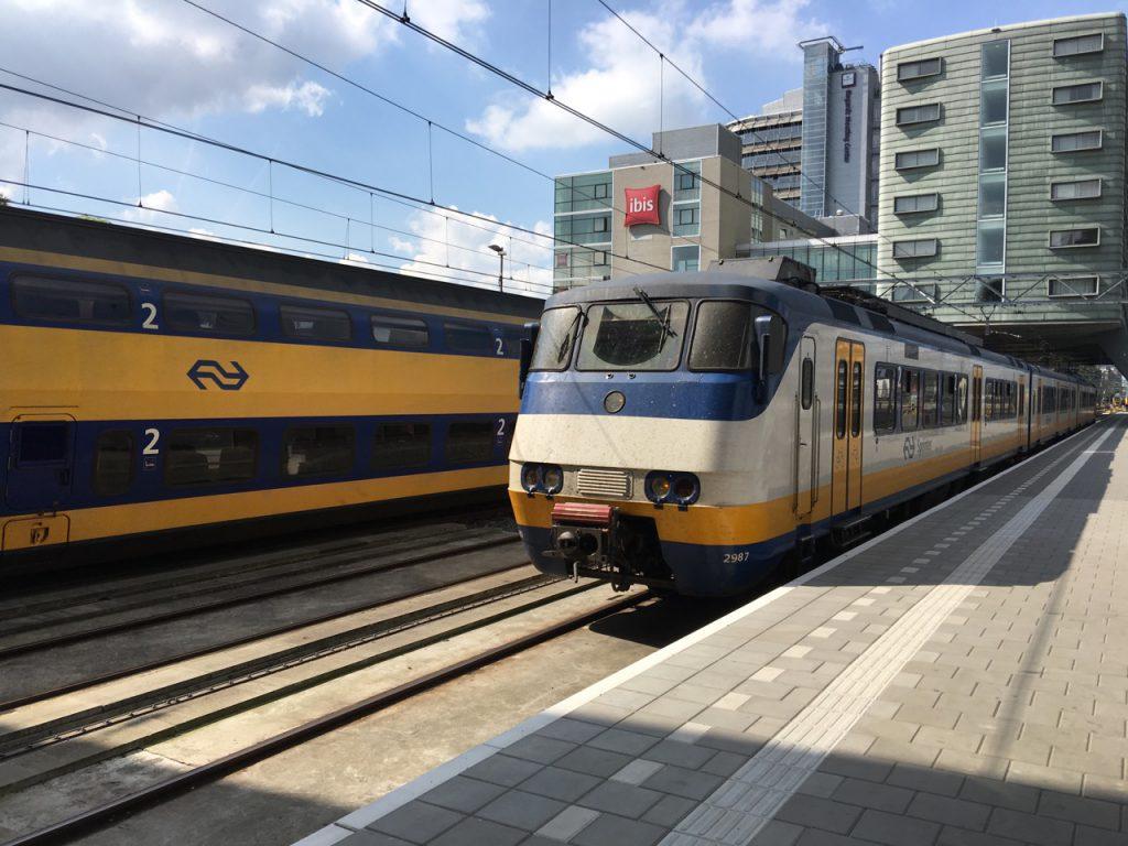 Bahn Niederlande Sprinter