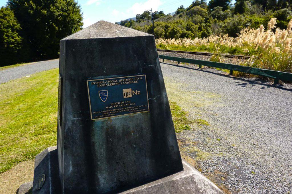 Bahnstrecke Auckland Wellington