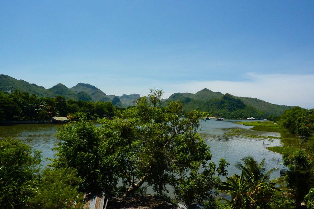 Brücke am Kwai Thailand