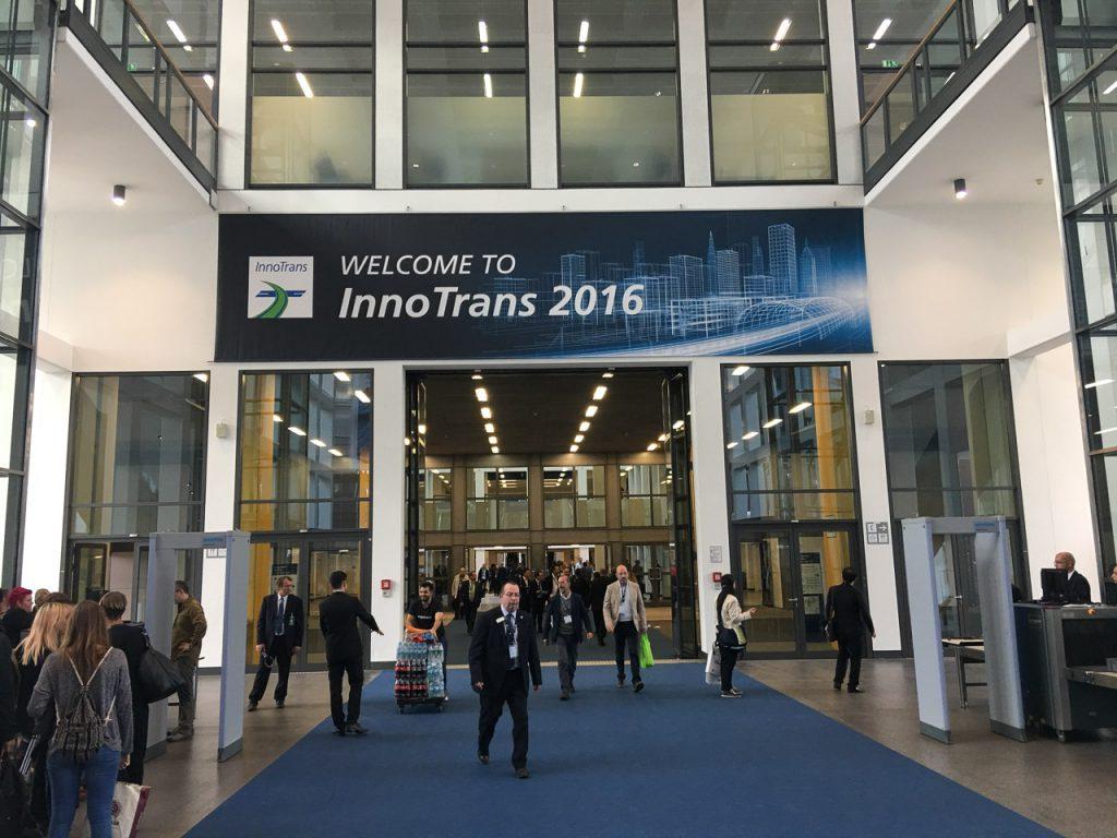 InnoTrans 2016