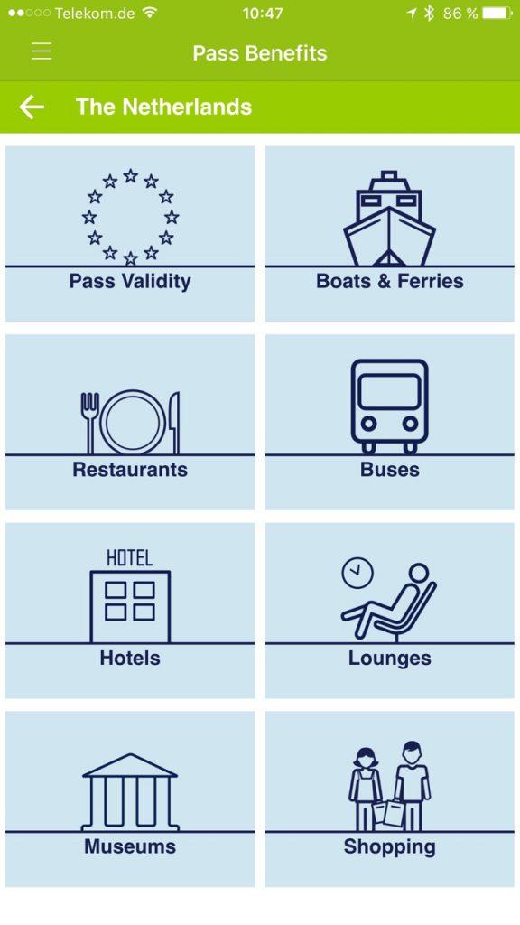 Interrail App