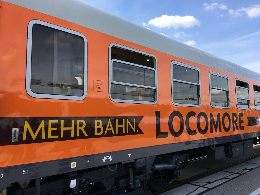 Locomore Neue Bahn Verbindung Von Stuttgart Nach Berlin Zrb