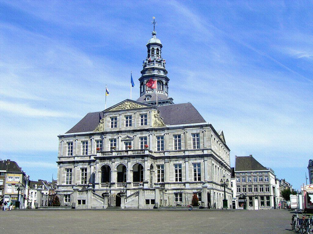 Maastricht Rathaus