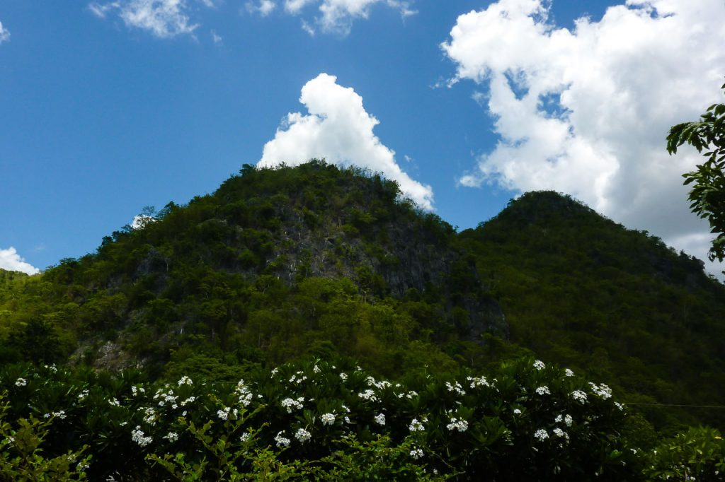 Nam Tok Thailand