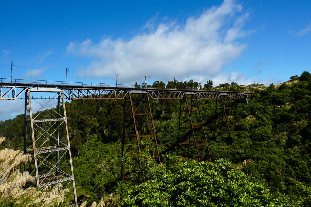 Zug Auckland Wellington