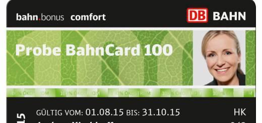 Bahn Comfort