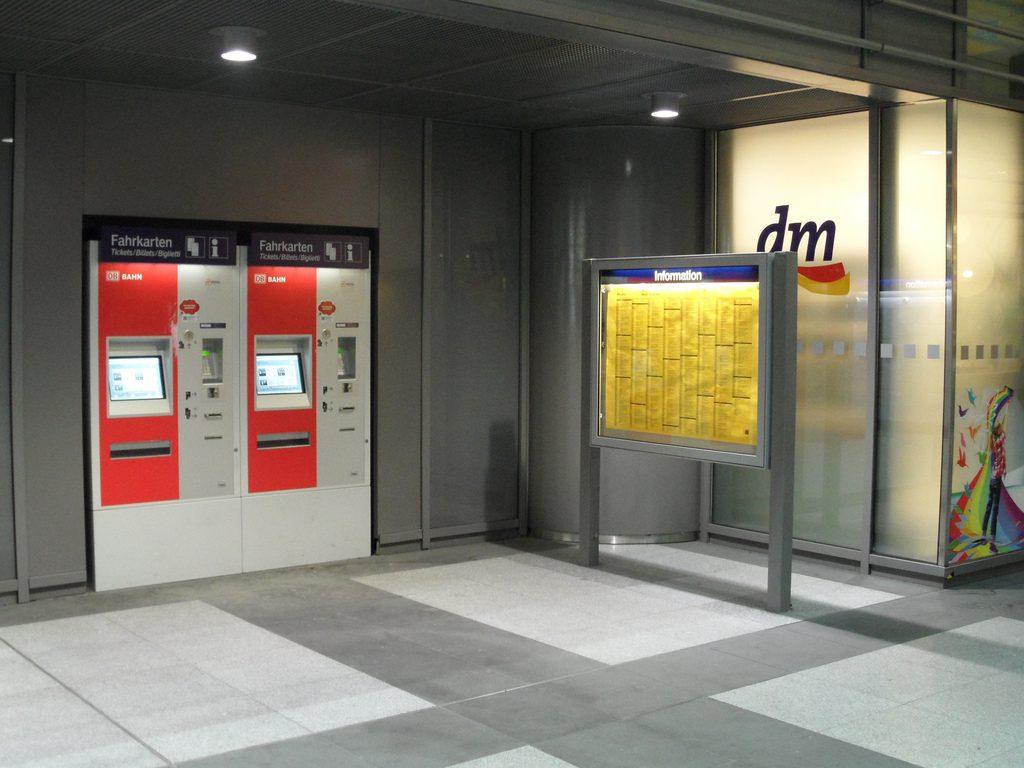 Bahn Kundeninformationssystem