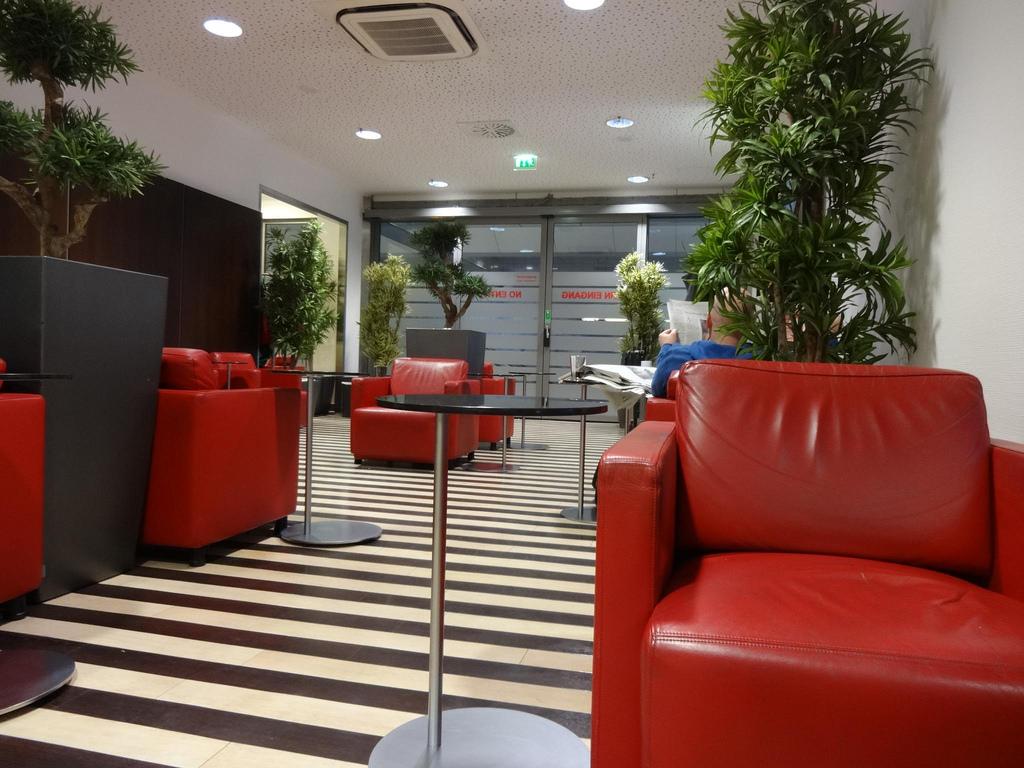 bahn lounge