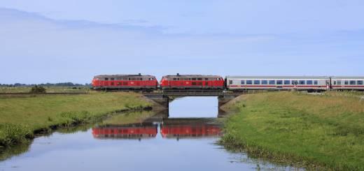 Deutsche Bahn Intercity Sylt