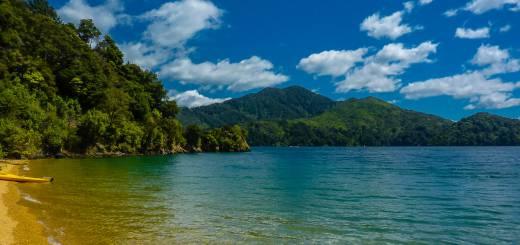 Coastal Pacific Neuseeland