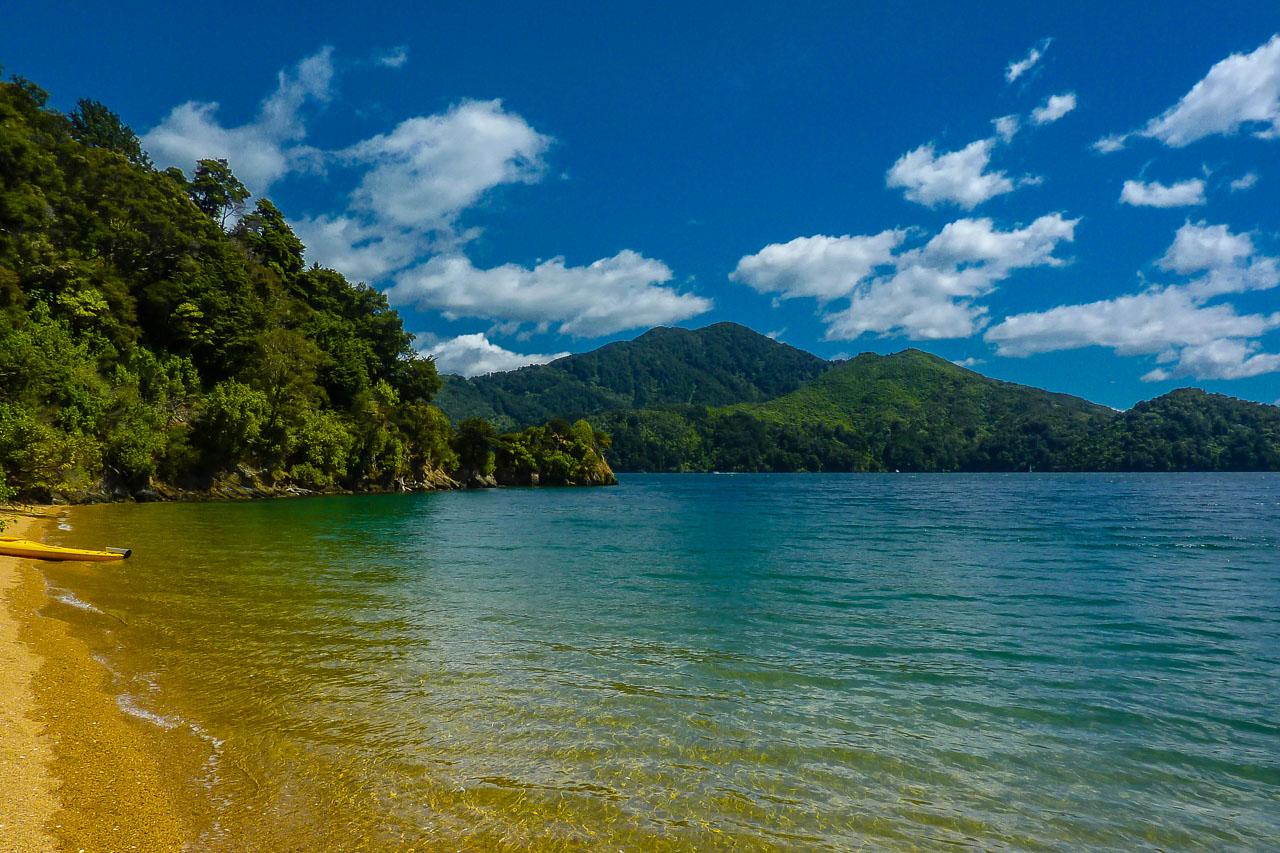 Coastal Pacific In Neuseeland: Im Zug Von Christchurch