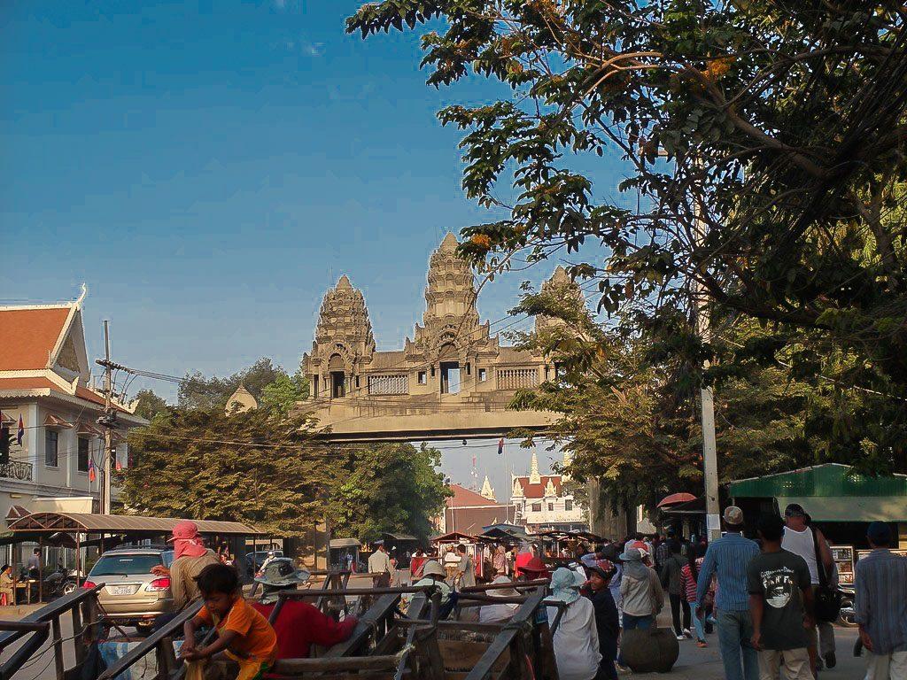 Poipet Kambodscha