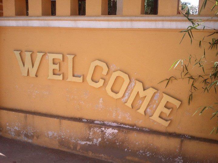 Grenze Vietnam Kambodscha