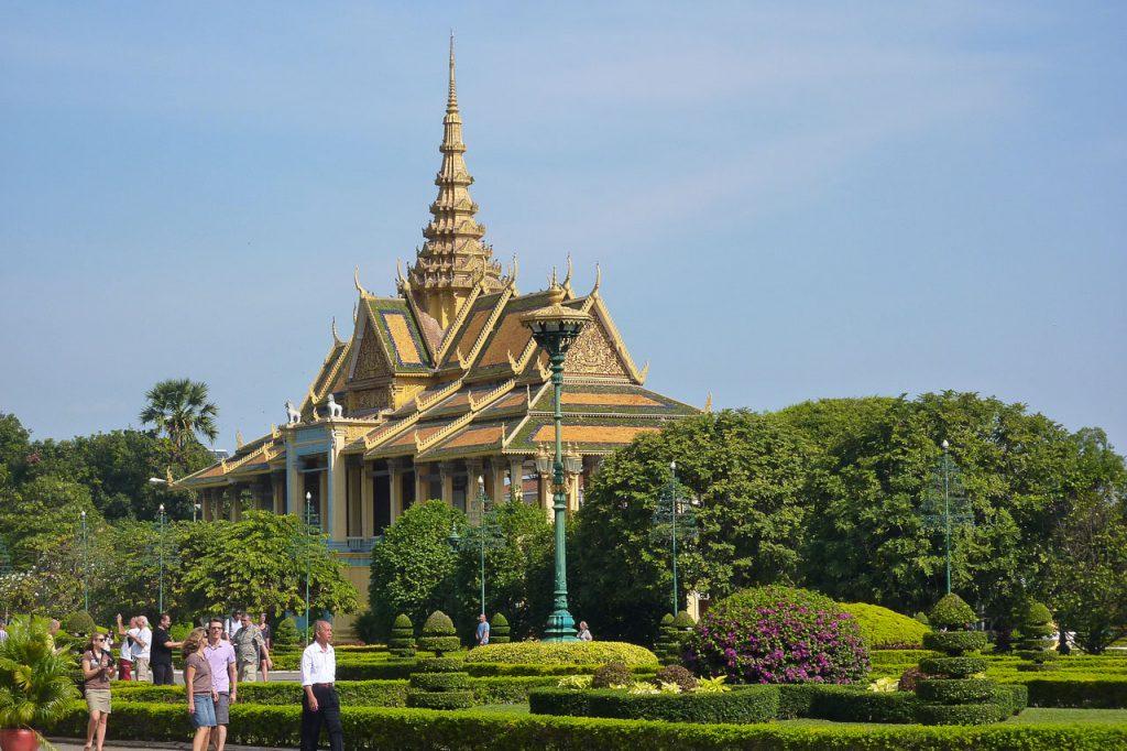 Poipet Phnom Penh Zug