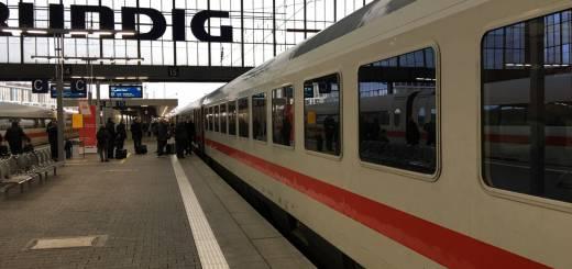 Bahn Grafische Sitzplatzreservierung