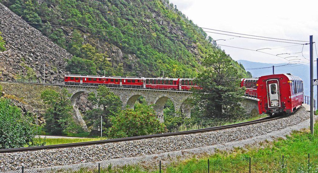 Bahnpass Schweiz