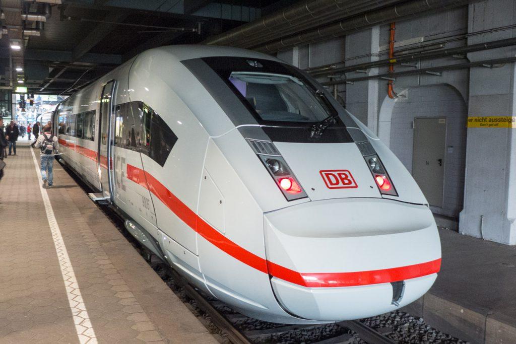 Bild Bahn-Ticket