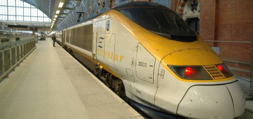Eurostar Interrail
