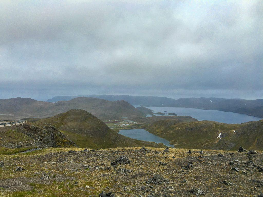 Nordkap Landschaft