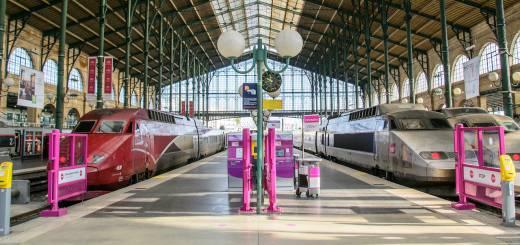 Eurostar E-Gates Gesichtserkennung