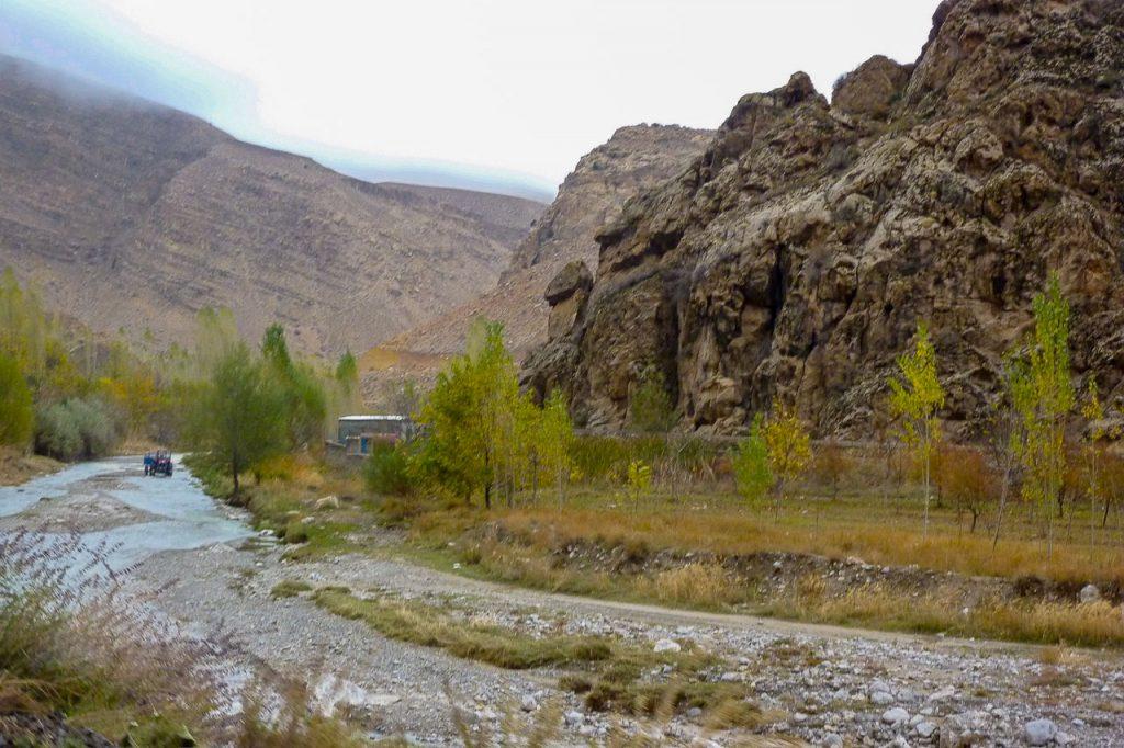 Mashhad Aschgabat Bus