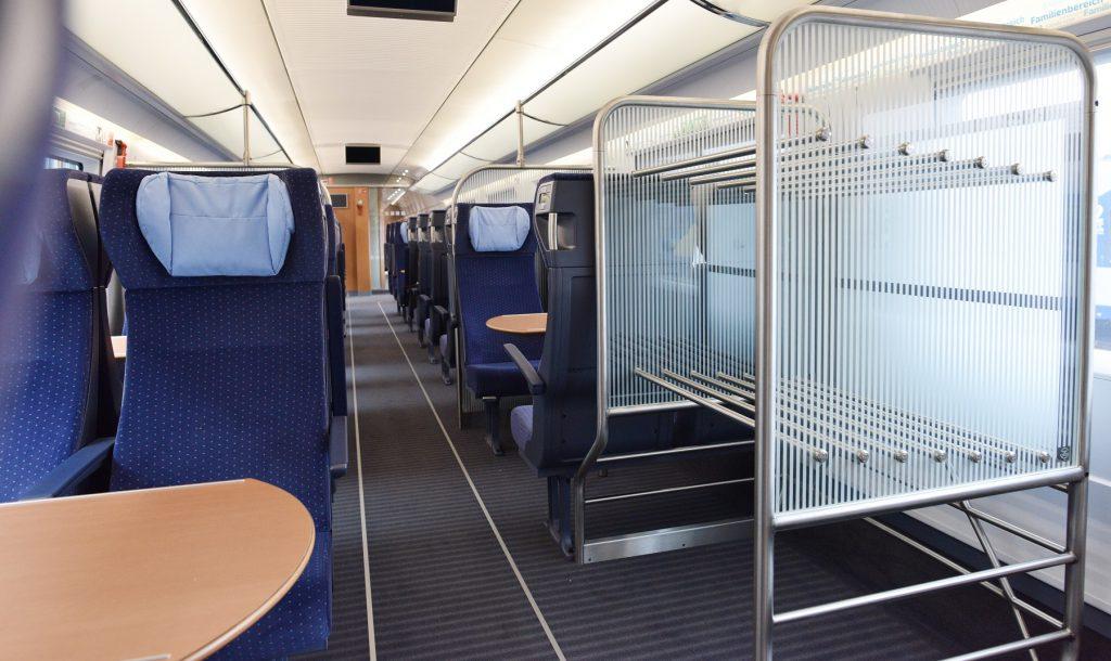 Bahn ICE 3 Modernisierung