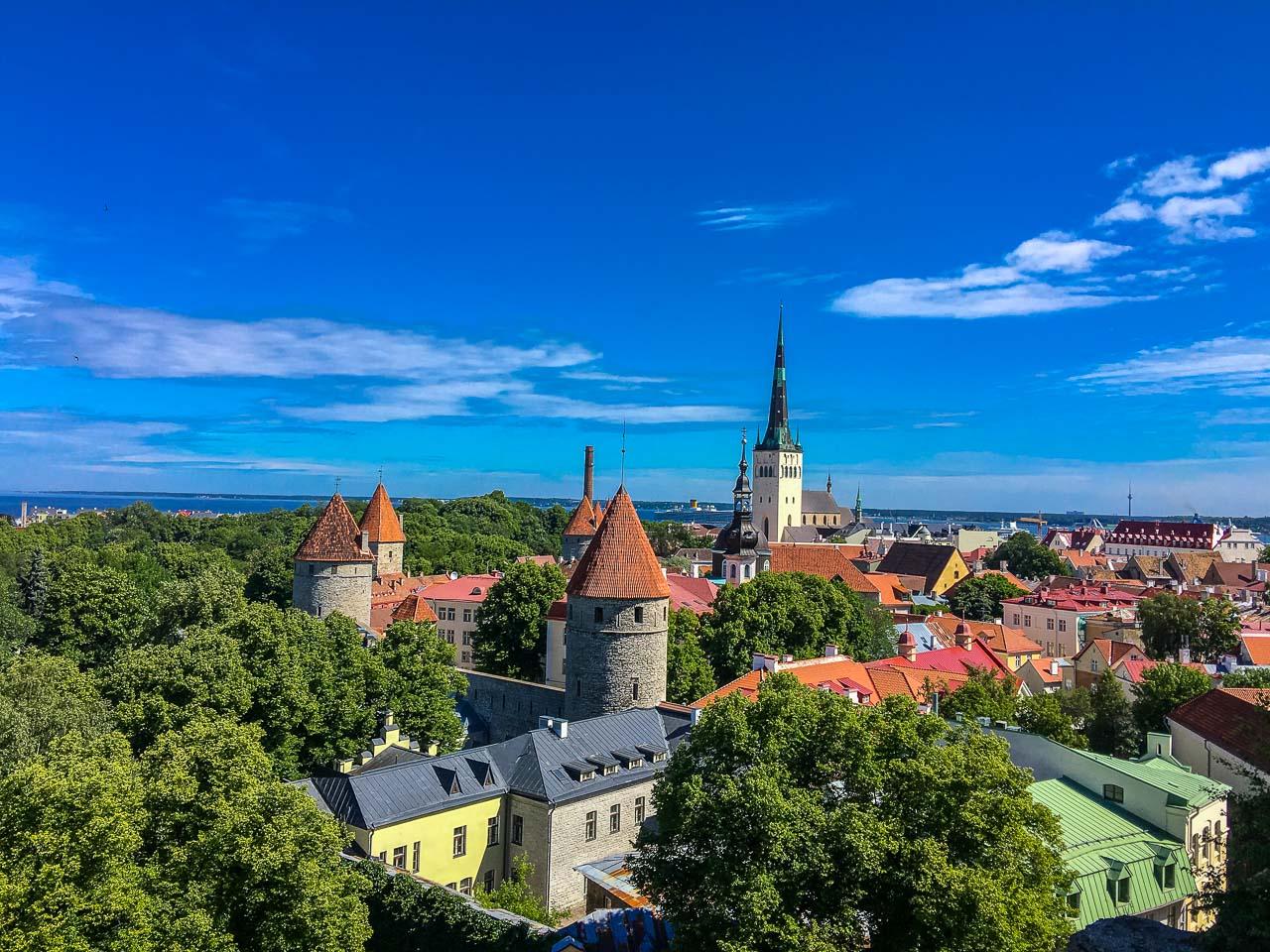 Baltikum Reisezeit