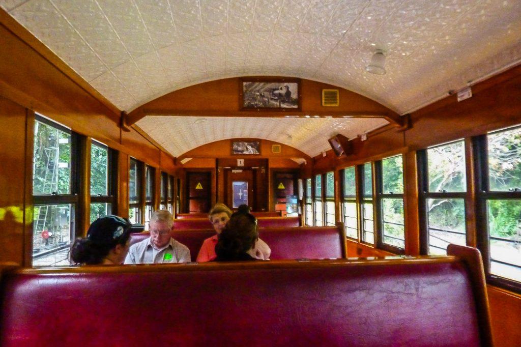 Kuranda Scenic Railway Heritage Class