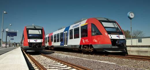 Nordbahn Massage Zug
