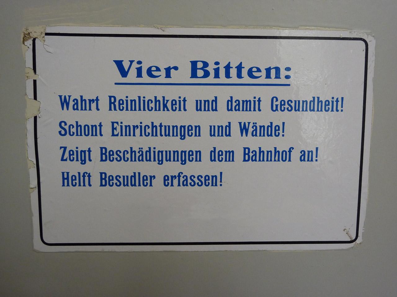 Schulzzug Brüssel Berlin