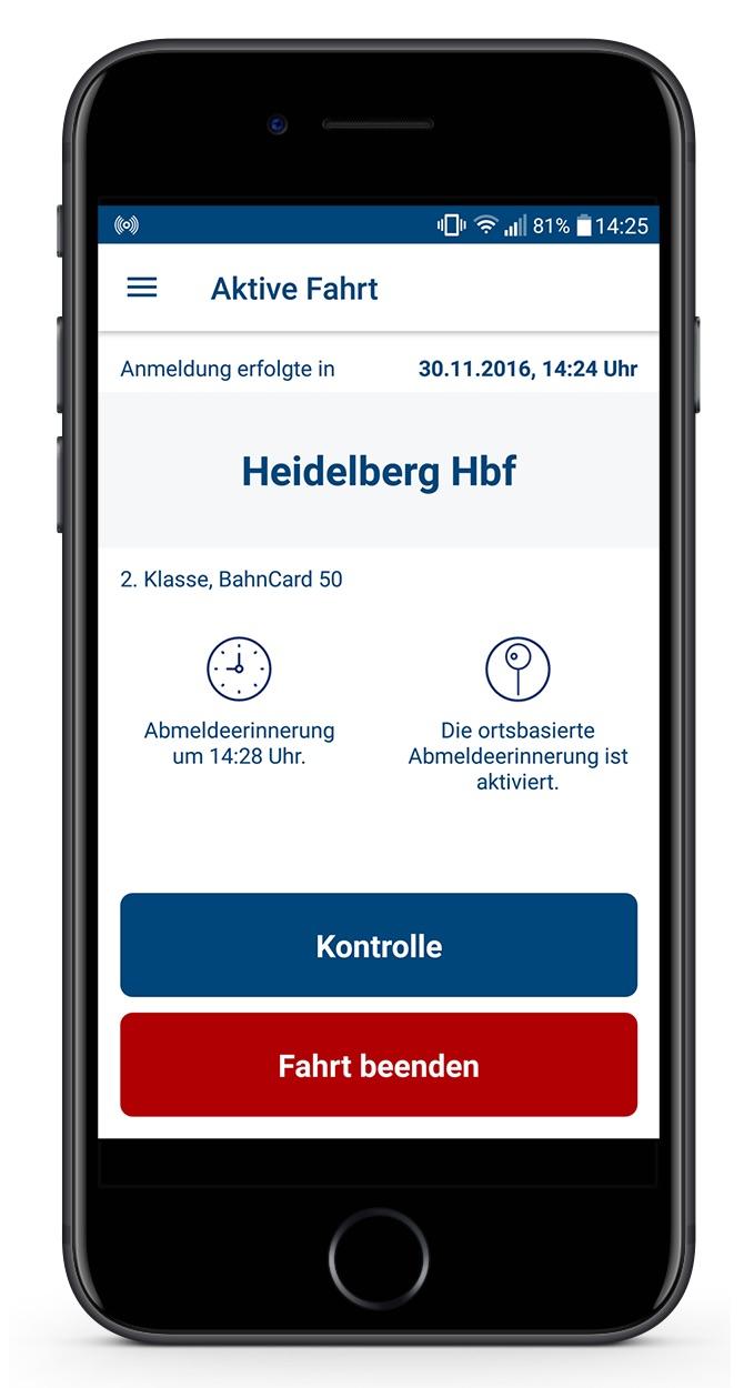 ticket2go Nahverkehr App
