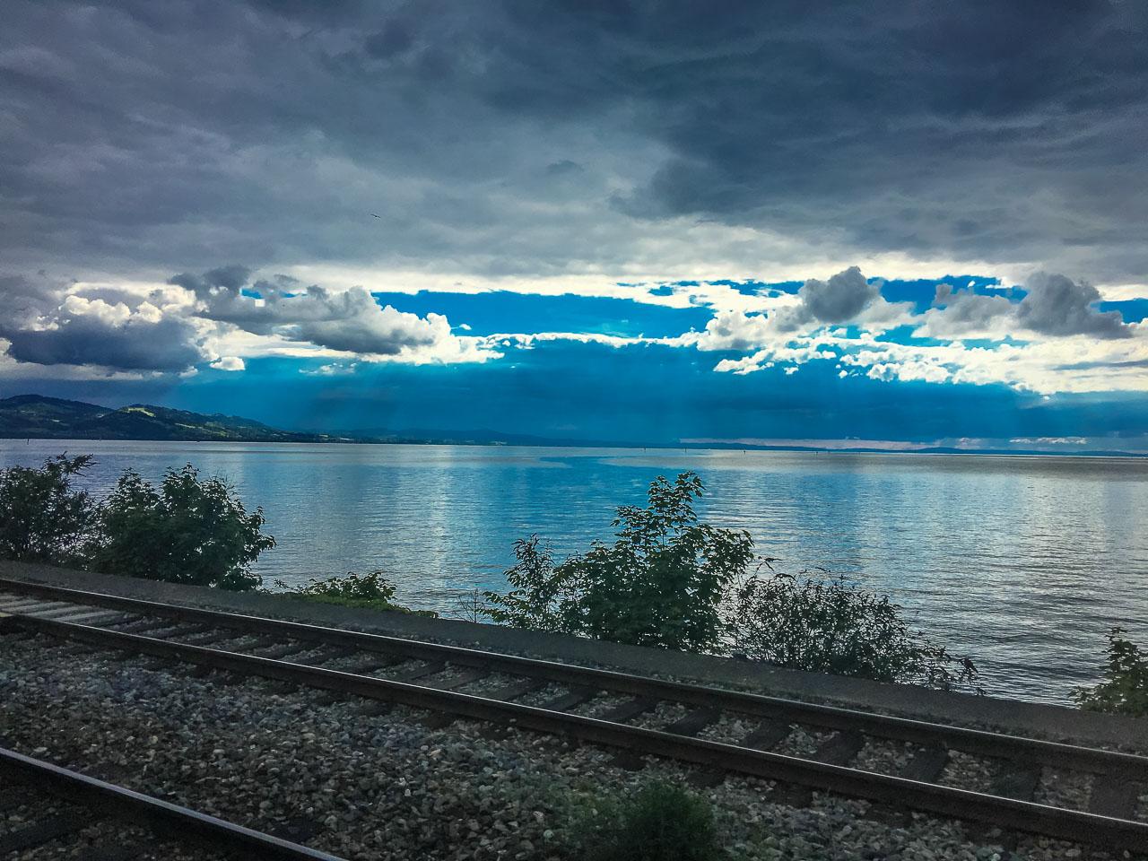 Bahn Lindau Bodensee
