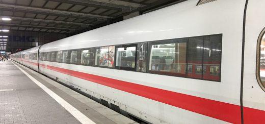 Fehler Buchungssystem Bahn
