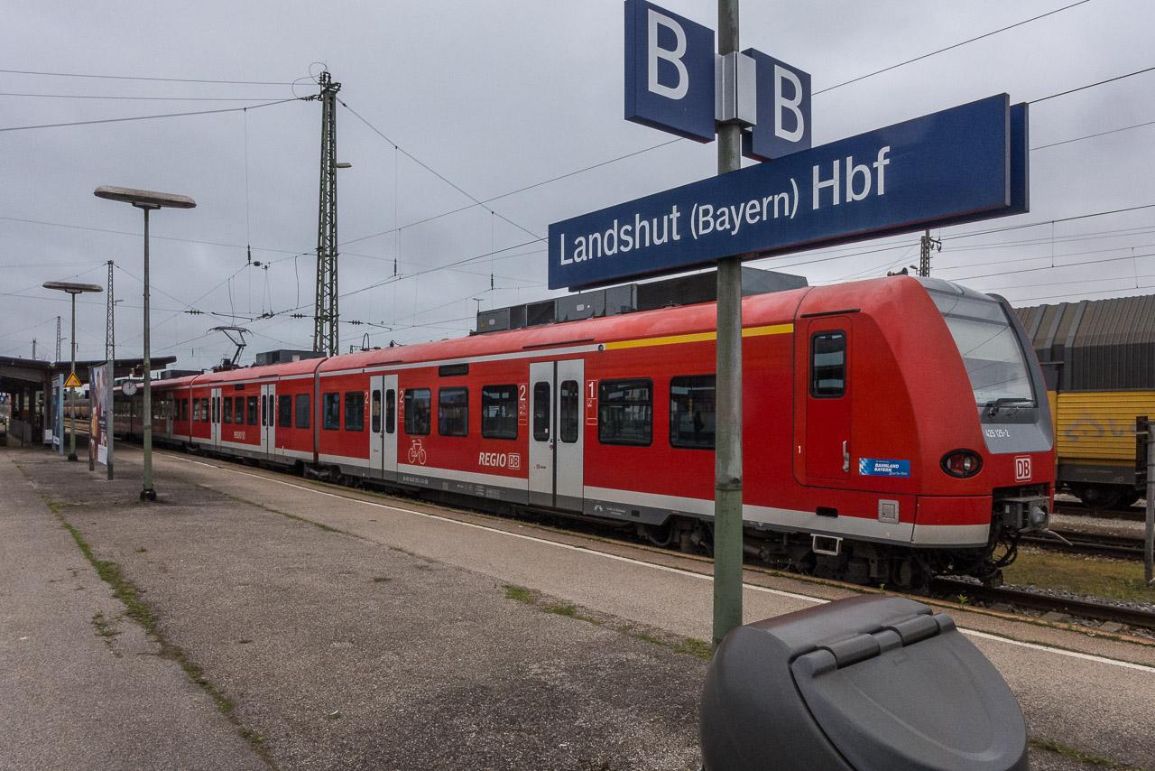 Zug Nach Landshut Fahrplan Tickets Reisetipps Zugreiseblog