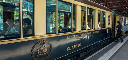 Golden Pass Line Schweiz