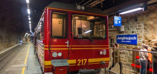 Jungfraujoch Bahn