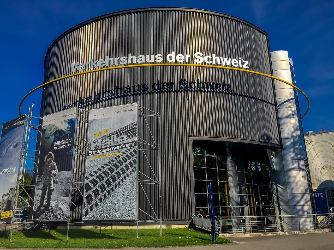 Verkehrshaus Schweiz Luzern