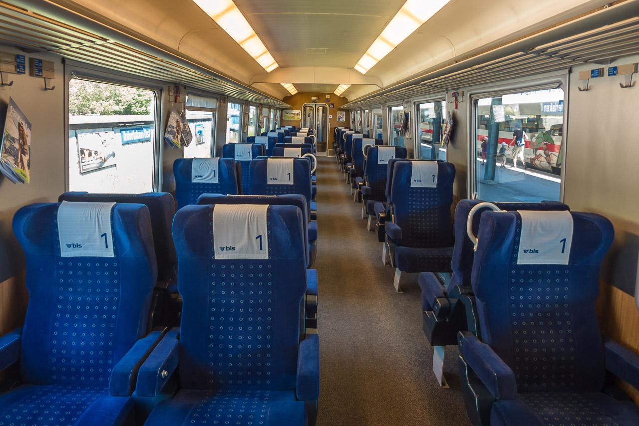 Zug Interlaken Zweisimmen