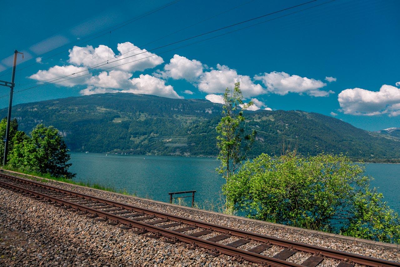 Zug Zürich Genf