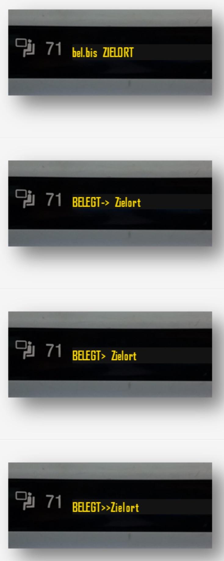 Bahn Check-in Sitzplatzreservierung