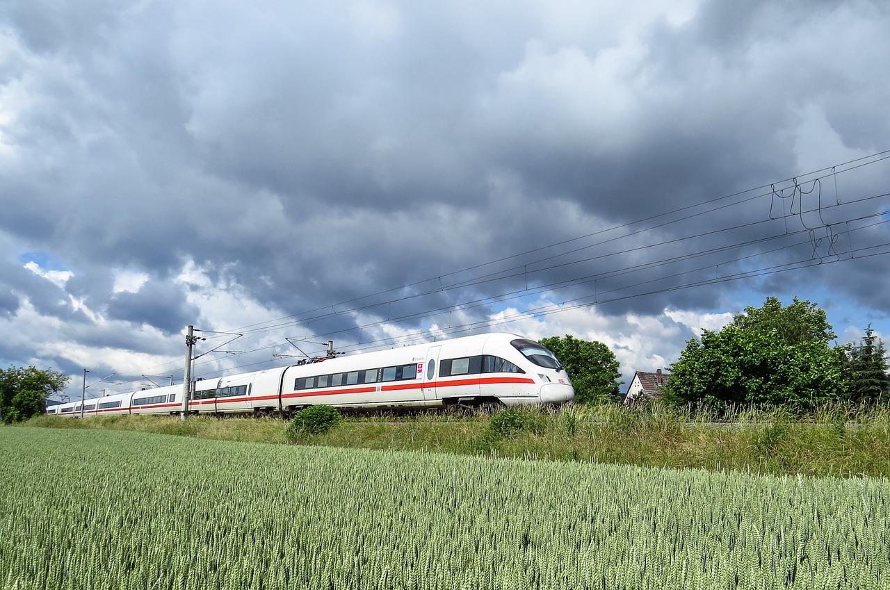 Deutsche Bahn MyDB-Ticket