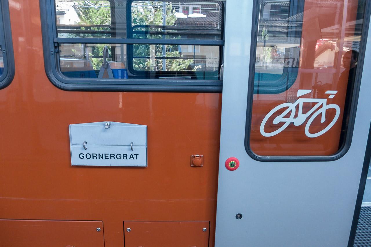 Gornergratbahn Schweiz