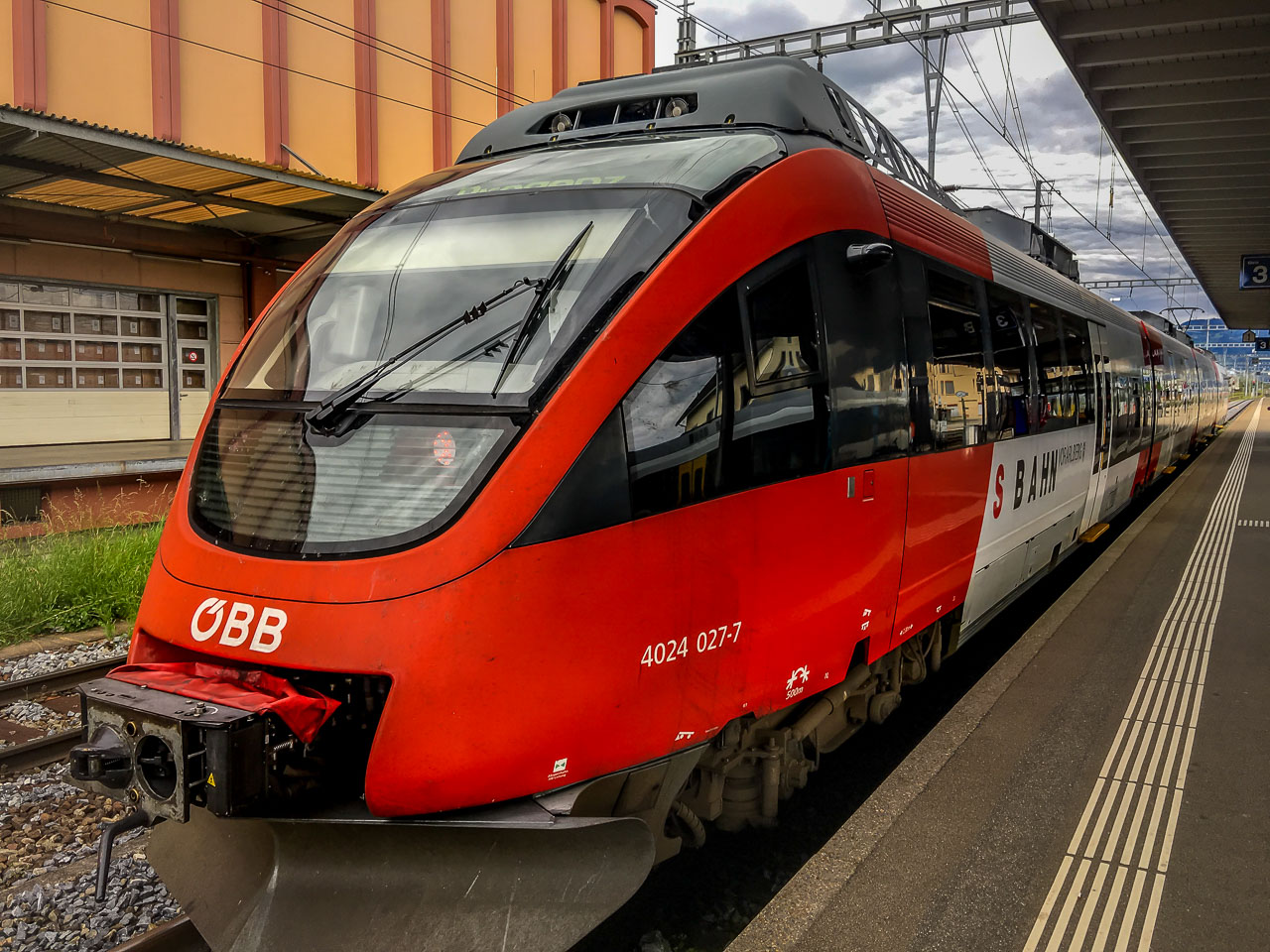 Österreich Pünktlichkeit Bahn