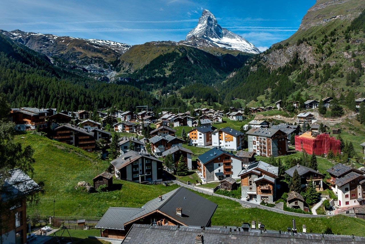 Zermatt Schweiz