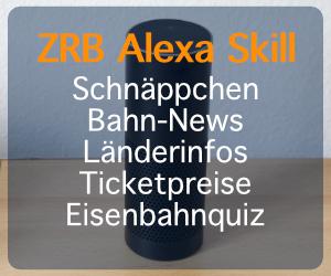 Zugreiseblog Alexa Skill