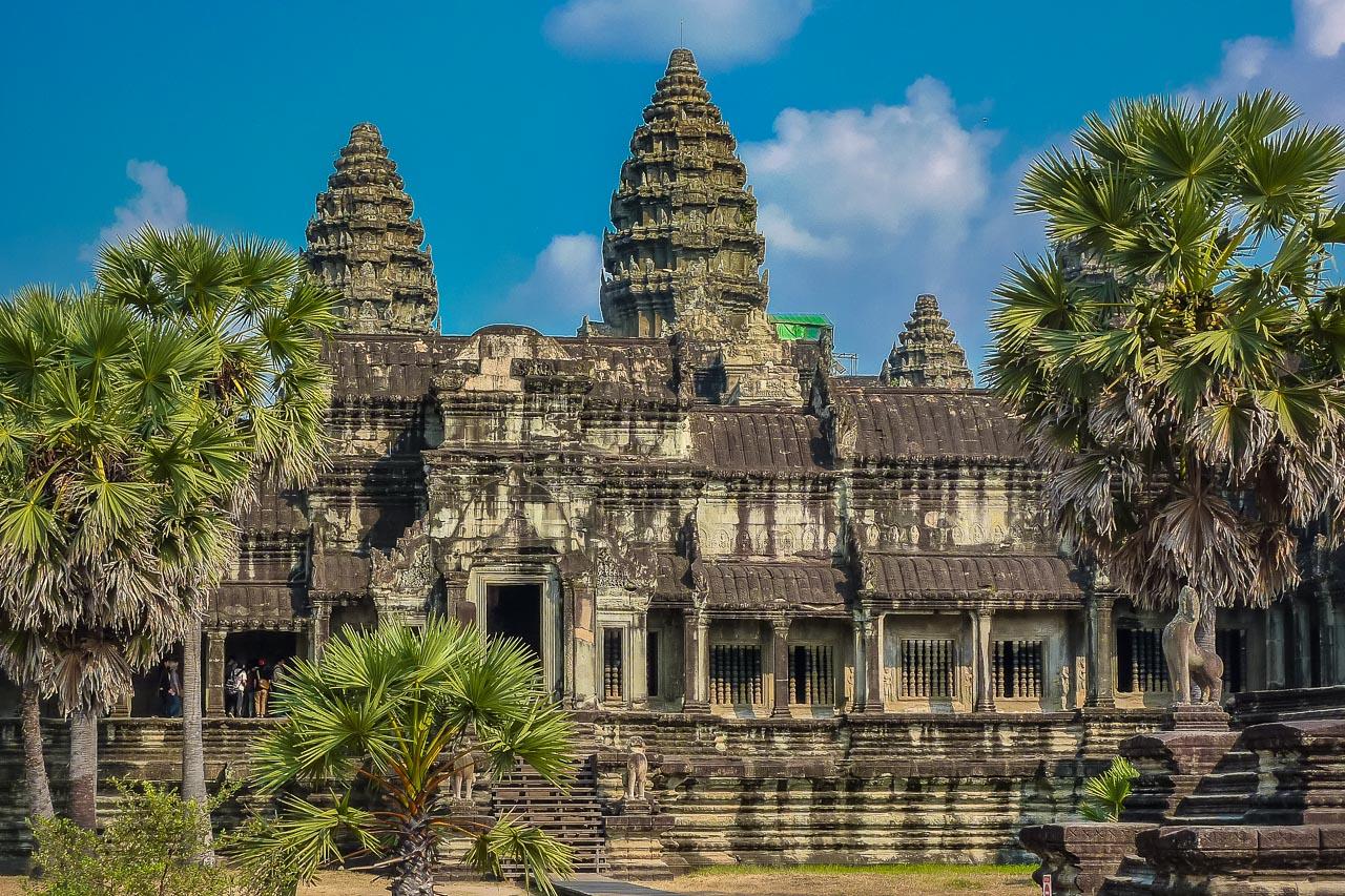 Angkor Wat Siem Reap