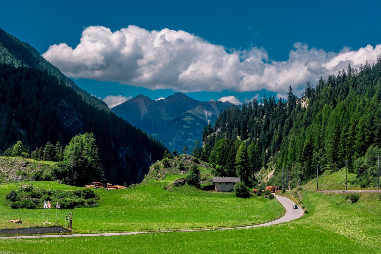 Bergün Schweiz