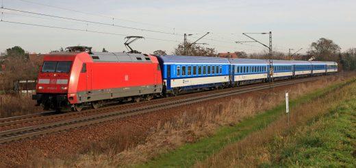 Deutsche Bahn PIA Internationale Zugtickets