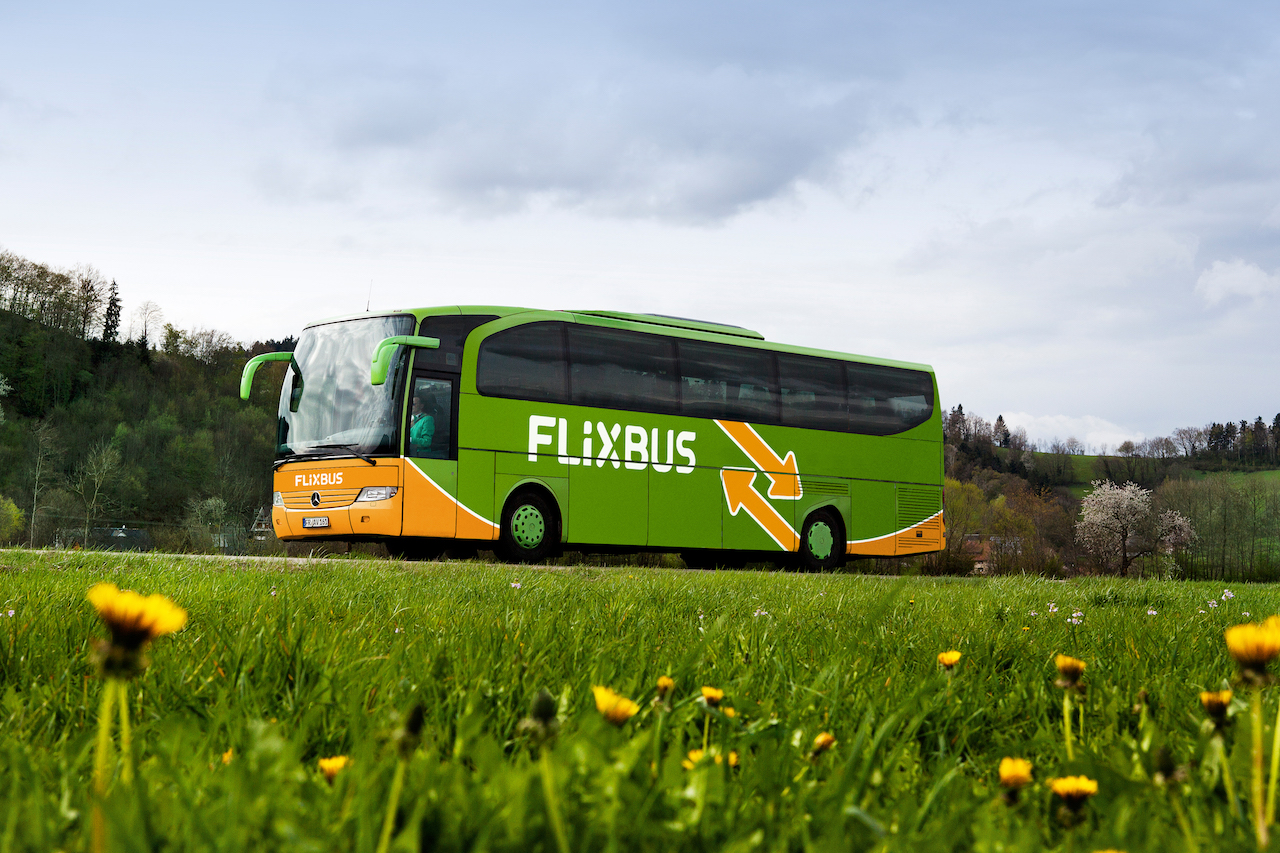 Flixtrain Flixbus Bahn
